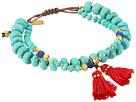6' Adjustable Mulit Mix Double Strand Single Bracelet