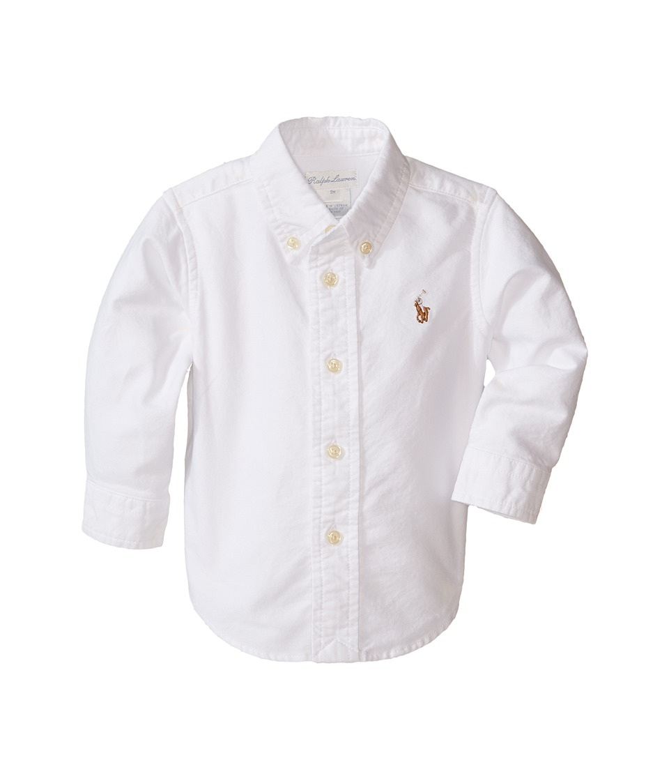 Ralph Lauren Baby - Solid Oxford Shirt