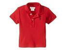 Ralph Lauren Baby Interlock Knit Polo Shirt (Infant)