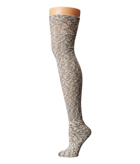 UGG Slouchy Slub Thigh High Socks - Nightfall