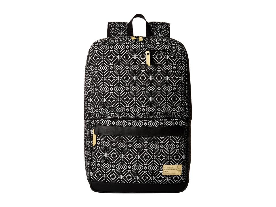 HEX - Origin Backpack (Black/White) Backpack Bags