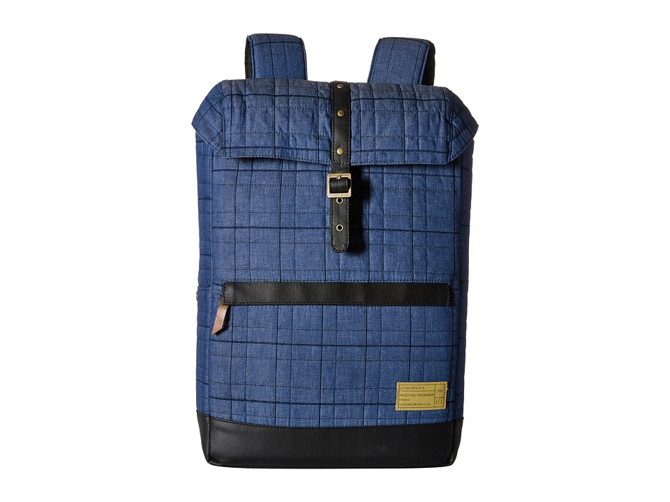 HEX Alliance Backpack Blue Backpack Bags