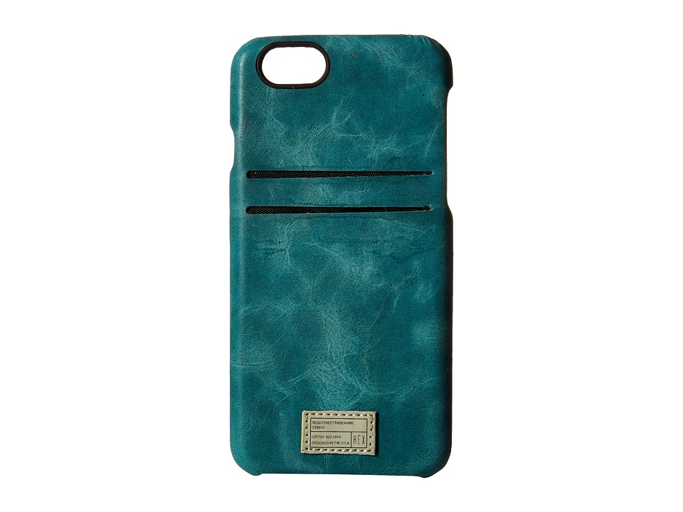 HEX - iPhone6/6S Solo Wallet (Vintage Teal) Cell Phone Case