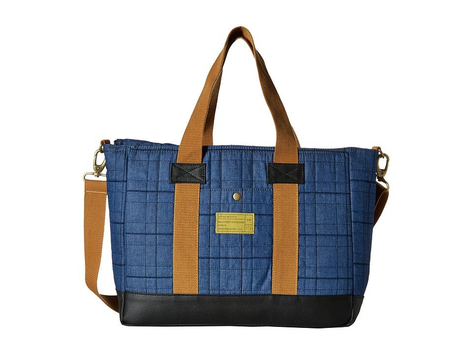 HEX - Work Bag (Blue) Messenger Bags