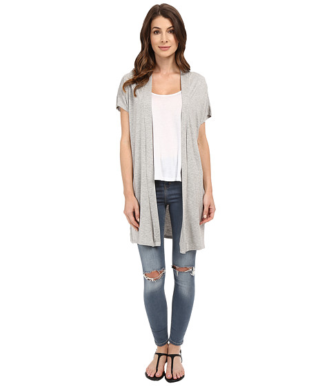 Culture Phit Marciana Modal Cardigan with Side Slits