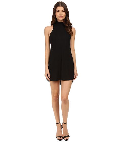 Culture Phit Atarah Turtleneck Sleeveless Ribbed Dress
