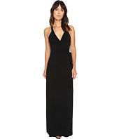 Culture Phit - Damiane Sleeveless Wrap Dress with Waist Tie