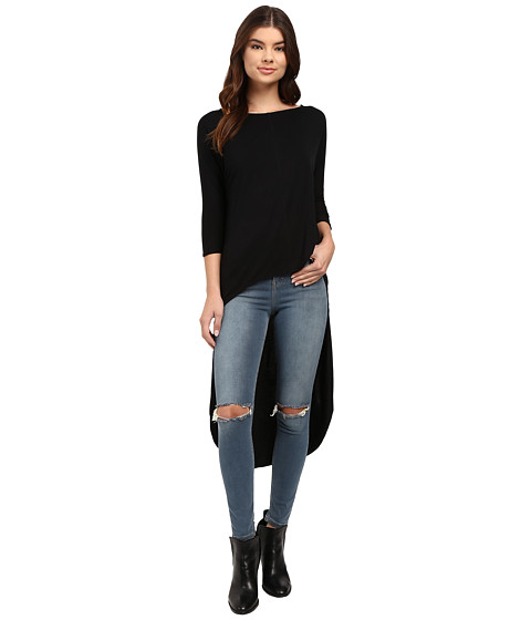 Culture Phit Quintia High-Low Batwing Sleeve Top