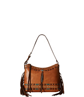 American West - Mohican Melody Zip Top Shoulder Bag