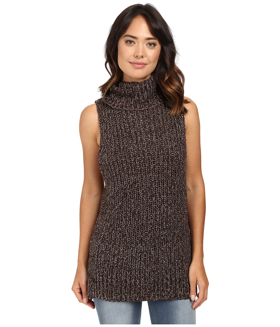 Free People - Valentina Sweater (Green Combo) Women