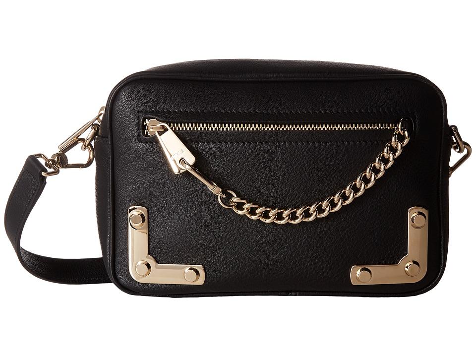 Furla - Diana Small Crossbody (Onyx 1) Cross Body Handbags