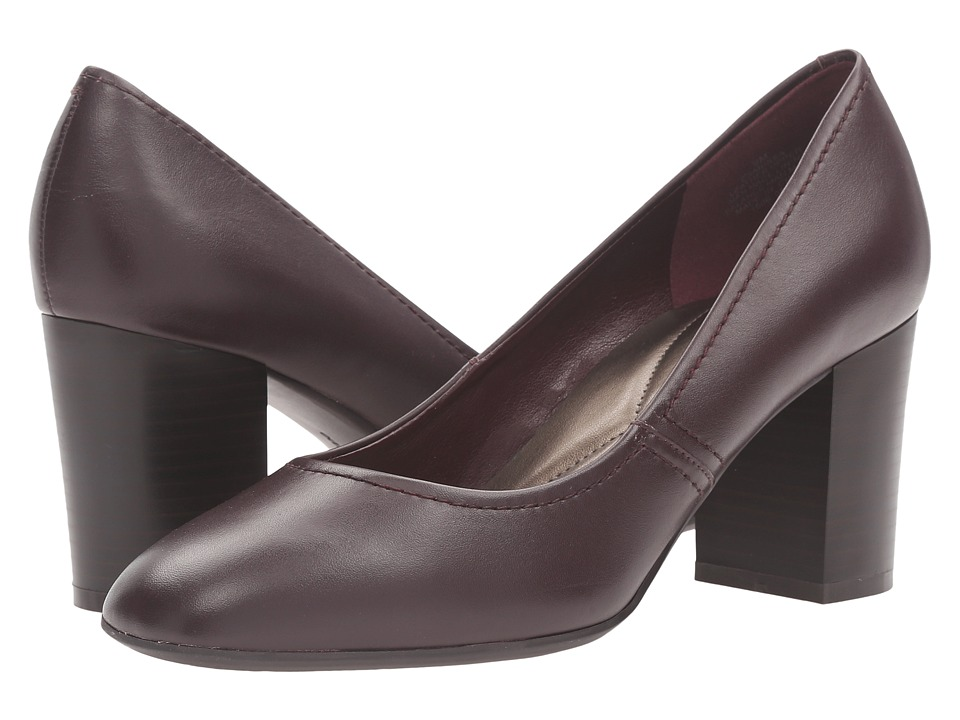 Easy Spirit - Arissa (Wine Leather) Women