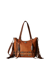 American West - Mohican Melody Convertible Zip Top Bucket Tote