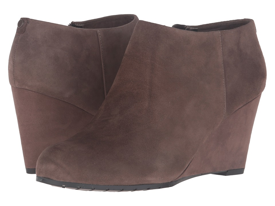 Easy Spirit - Cardea (Dark Taupe Suede) Women