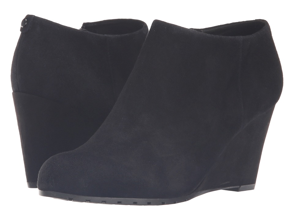 Easy Spirit - Cardea (Black Suede) Women