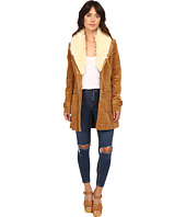 Free People - Penny Lane Fur Collar Jacket