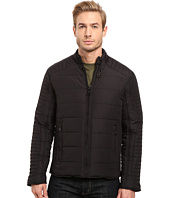 Marc New York by Andrew Marc - York Matte Shell Moto with Quilted Sleeve Detail