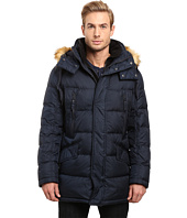 Marc New York by Andrew Marc - Hancock Down Parka w/ Removable Hood and Fleece Bib