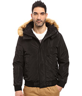 Marc New York by Andrew Marc - Knox Down Bomber w/ Removable Faux Fur Hood
