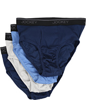 Jockey - Staycool Brief - 4 Pack