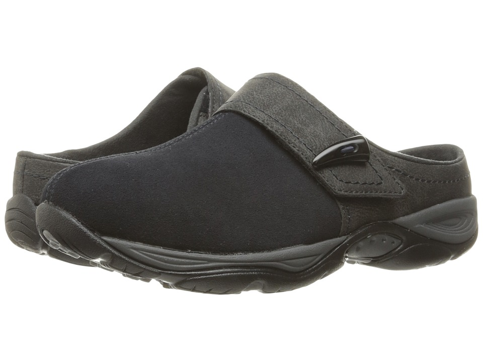Easy Spirit - Eliana (Navy/Dark Grey Suede) Women