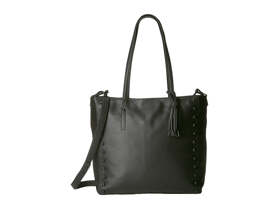 Loeffler Randall - Studded Tote (Black) Tote Handbags