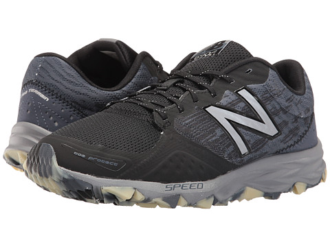 New Balance T690v2 - Black/Grey/Glow