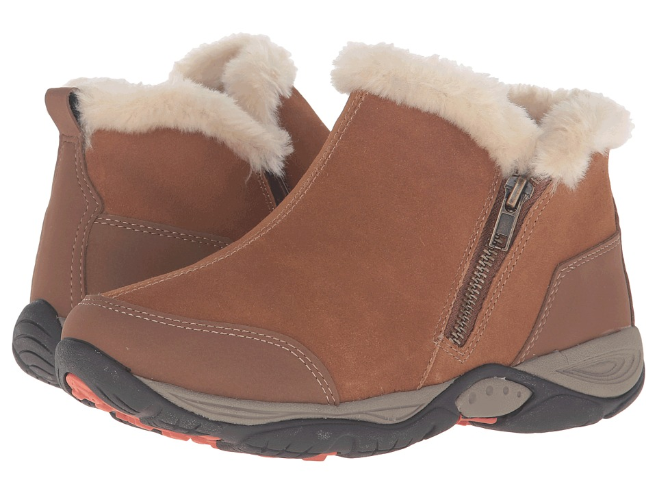 Easy Spirit - Excellite (Medium Brown Multi Suede) Women