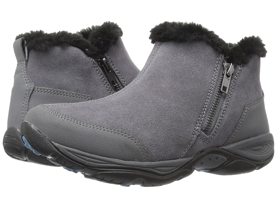 Easy Spirit - Excellite (Dark Grey Multi Suede) Women