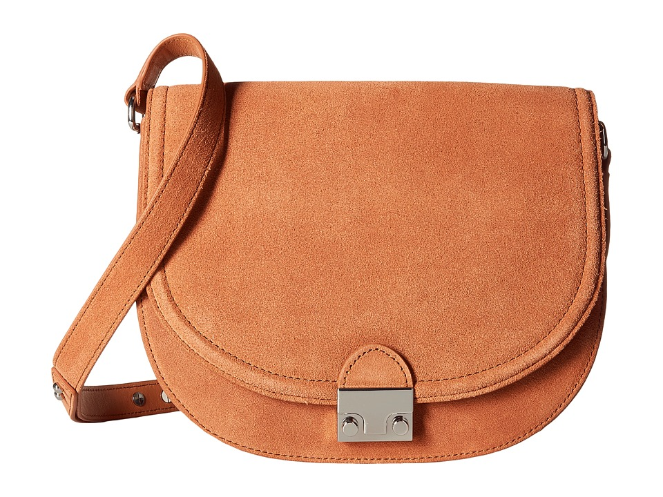 Loeffler Randall - Large Saddle (Desert Nude) Handbags