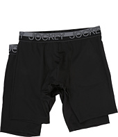 Jockey - Sport Mesh Midway® Brief 2-Pack