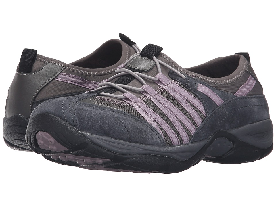 Easy Spirit - Ezrise (Medium Grey Multi Fabric) Women