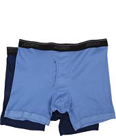 Jockey - Big Man Staycool Midway Brief 2-Pack