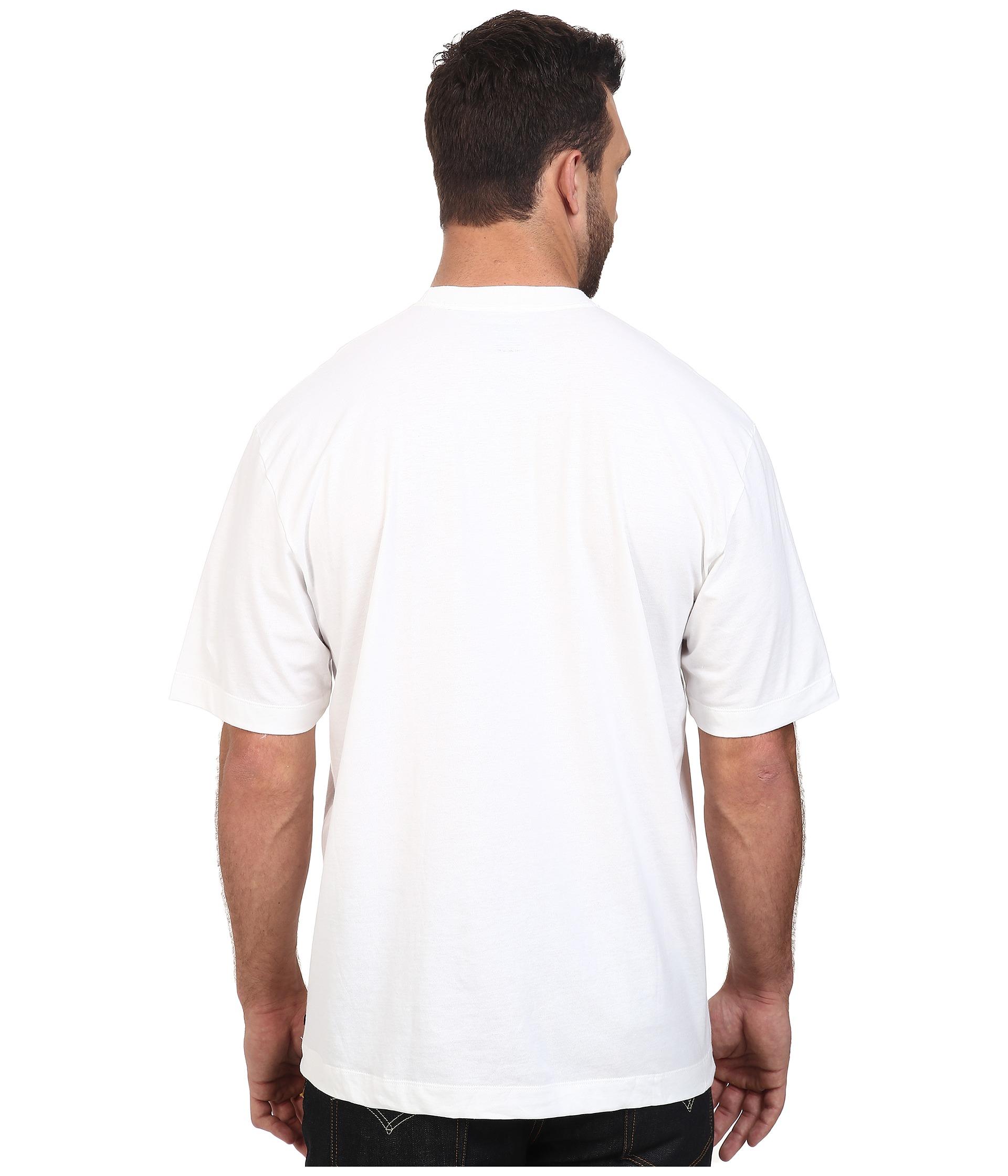 Jockey big man staycool cotton modern fit crew t shirt for Jockey t shirts sale