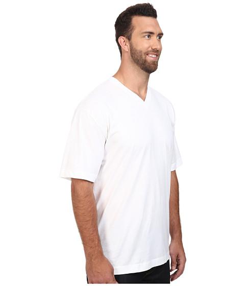 Jockey big man staycool cotton modern fit v neck t shirt for Jockey v neck shirt