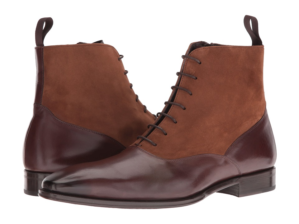 Mezlan 16418 (Brown/Cognac) Men