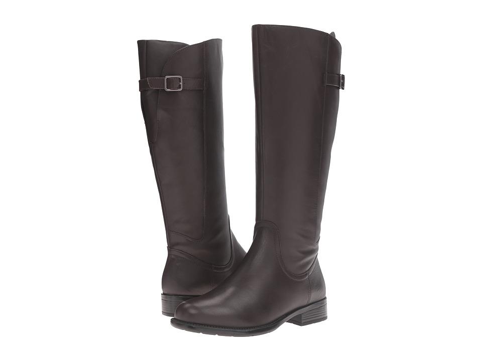 Easy Spirit Jimlet (Dark Brown Leather) Women