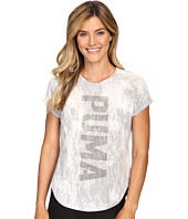 PUMA - Dancer Puma Burnout Tee