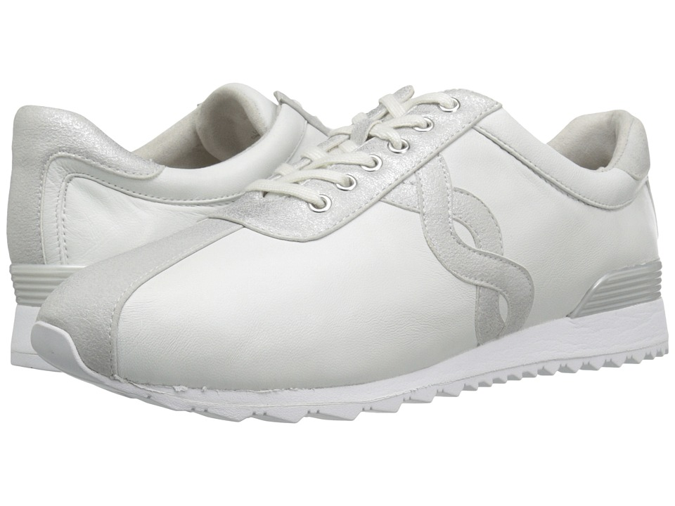 Easy Spirit - Lexana 2 (White Multi Leather) Women