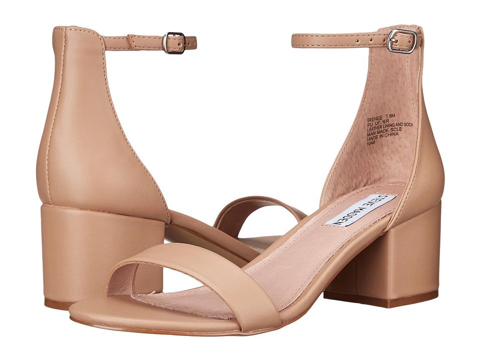 Steve Madden Irenee Sandal (Blush) 1-2 inch heel Shoes