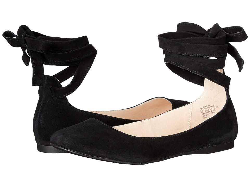 Steve Madden - Bloome (Black Suede) Women