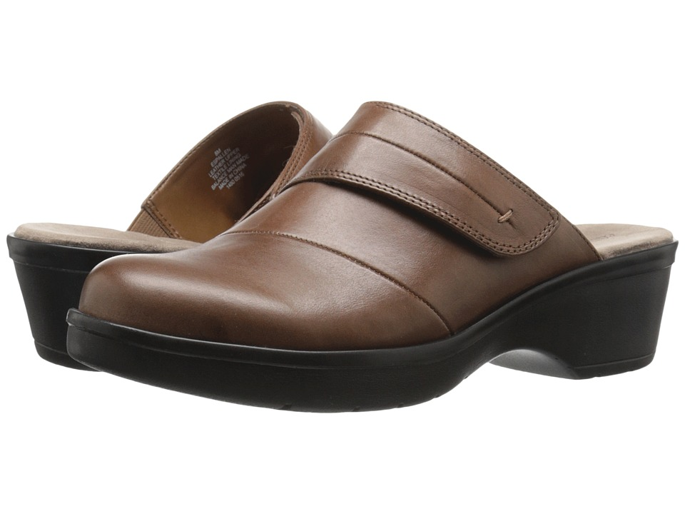 Easy Spirit - Pallen (Dark Natural Leather) Women