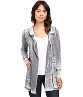 Allen Allen - Open Hooded Cardigan
