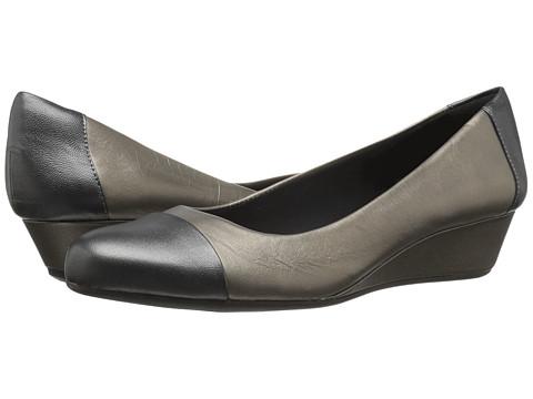 Easy Spirit Daneri - Bronze/Pewter Leather