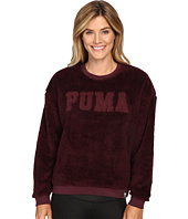 PUMA - Teddy Crew Sweat