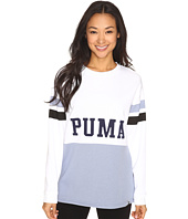 PUMA - Colour Blocking Crew Sweat