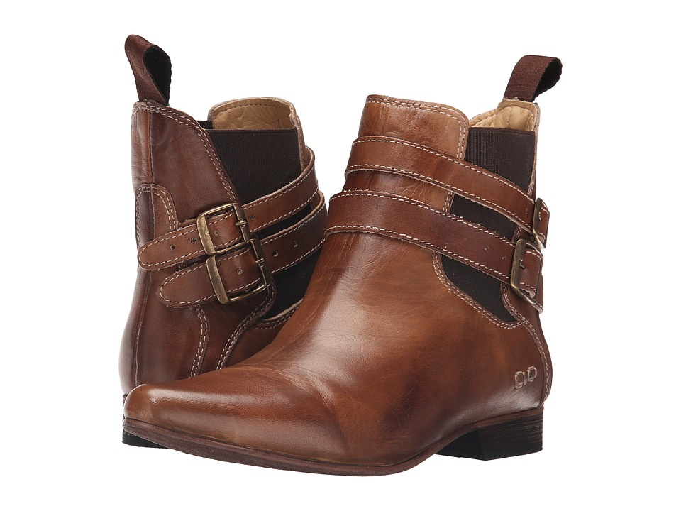Bed Stu - Ravine (Tan Rustic Leather) Women