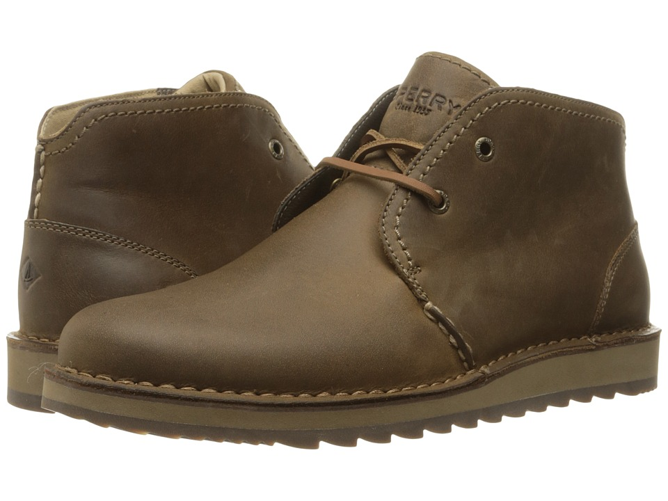 Sperry Top-Sider - Dockyard Chukka (Brown) Men