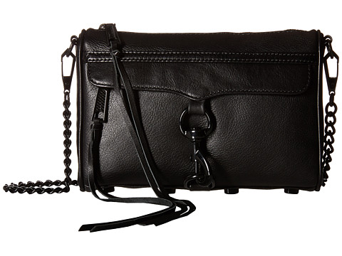 Rebecca Minkoff Mini Mac - Black