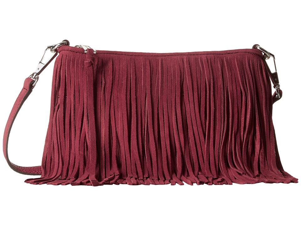 Rebecca Minkoff - Finn Crossbody (Tawny Port) Cross Body Handbags